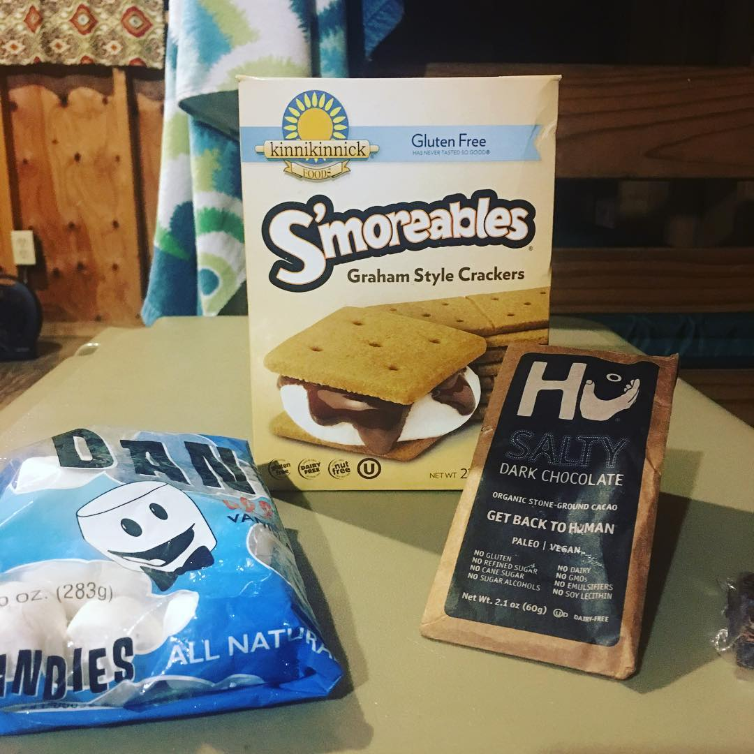 S'mores for Nerds